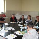 Trening kompetencji zawodowych spotkania grupowe